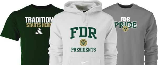FDR Online Apparel Store: Save 15% - Ends January 31st