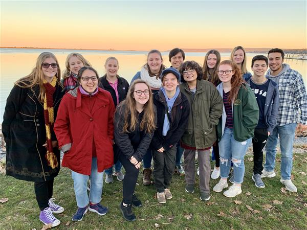 American Studies Classes Visit Massachusetts