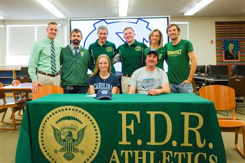 Student-Athlete Sarah Trainor Commits to the University of North Carolina
