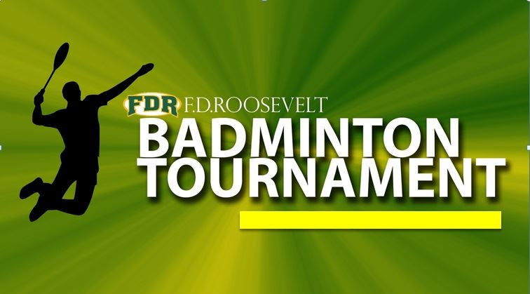 Annual FDR Badminton Tournament