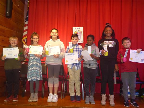 Quarter 1 - Award Assembly